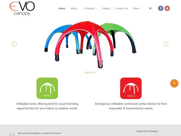evocanopy.com