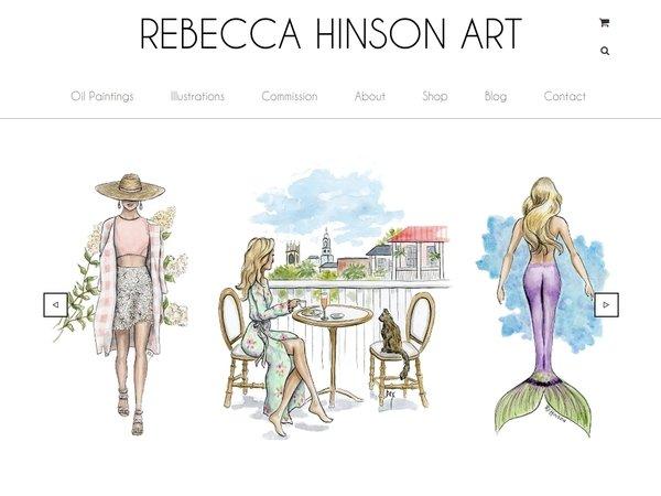 RebeccaHinson.com