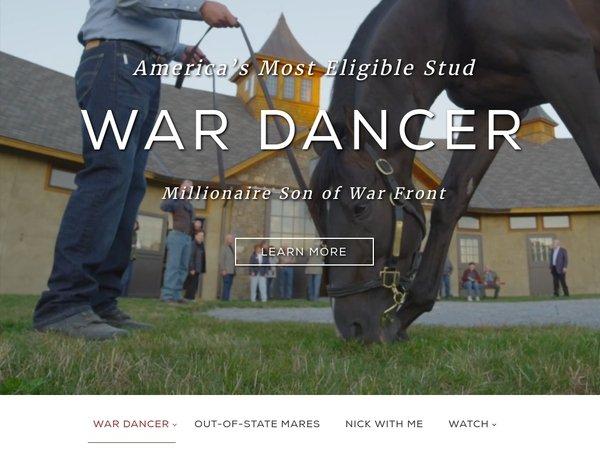 War Dancer Stud